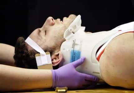 НБА может наказать «Блейзерс» за показ грубого фола Аризы